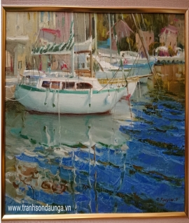 Biển Cassis 2 ( SOLD)